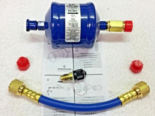 Recycle Refrigerant Recovery Unit PRE-FILTER /& HOSE KIT KIT B
