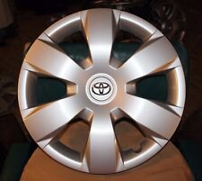 """1 NEW OEM TOYOTA CAMRY HUBCAP 2007 TO 2011   16"""" HUBCAPS 61137 WHEEL COVER"""