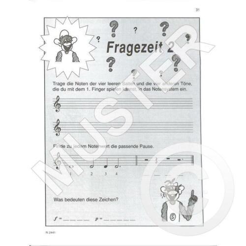 Geigenschule für Kinder 2441-9783938202265 Susi und Eddi Band 1