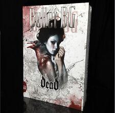 Bullet BG / Dead Life / book / 50 tattoo projects