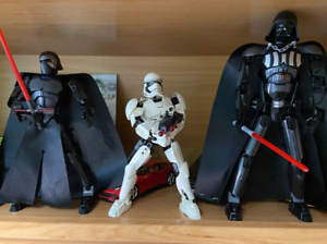 Clone Commander Lego Star Wars Buildable Figure Building Block Brick Character