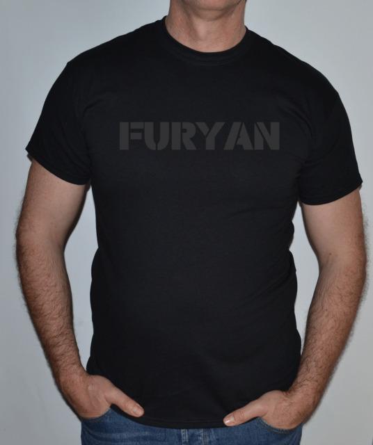 FURYAN,VIN DIESEL,RIDDICK,PITCH BLACK, T-SHIRT
