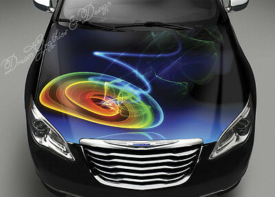 Decals Graphics Collection On EBay - Car vinyl decalsabstract full color graphics adhesive vinyl sticker fit any car