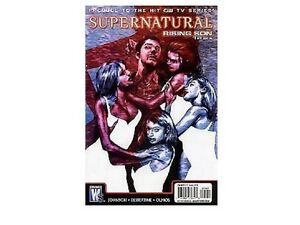 Supernatural-Bande-dessinee-supernatural-n-1-Rising-Son-supernatural-comic-book