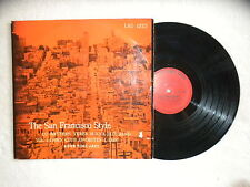 "LP LU WATTERS ""San Fransisco Style/Vol.1-Dawn Club Favorites"" VOGUE LAG 12025µ"