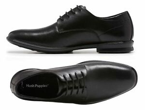 Mens HUSH PUPPIES CALE LACE UP FORMAL/DRESS/W<wbr/>ORK/LEATHER SHOES