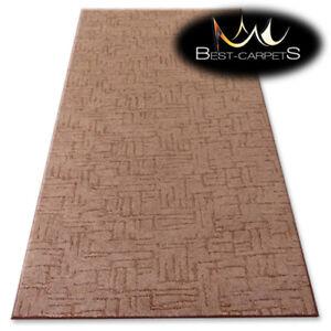 CHEAP & QUALITY CARPETS KASBAR brown