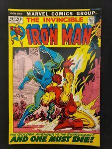 THE-INVINCIBLE-IRON-MAN-COMIC-46-MARVEL-1972-BRONZE-AGE