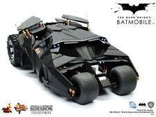 Hot toys MMS69 Black Tumbler Batmobile 1/6 scale Batman Dark Knight