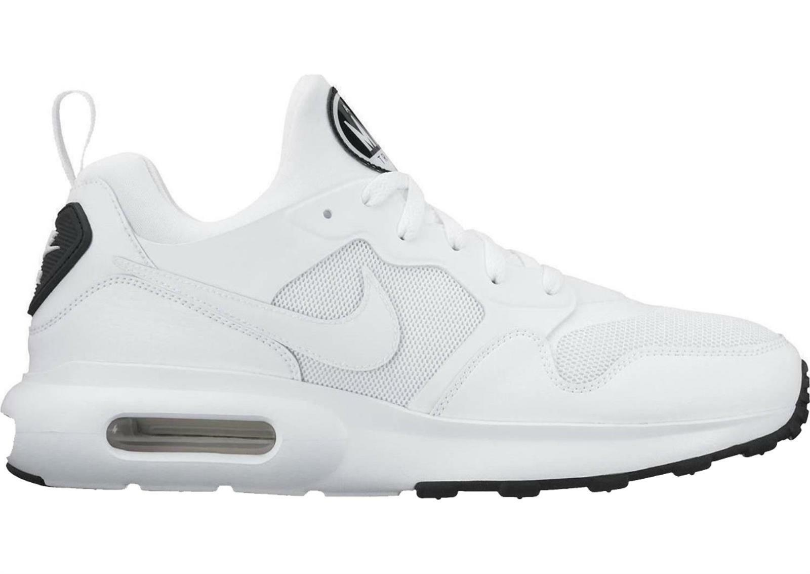 NIKE AIR MAX  PRIME shoes men MAN SHOES SNEAKERS 876068 100 WHITE BIANCO  online shop
