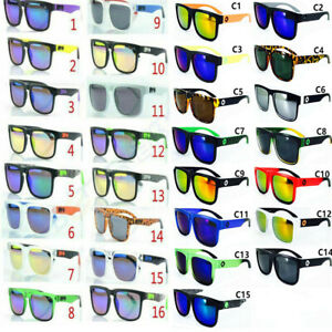 Hot-SPY37-Retro-Ken-Block-Classic-Sport-Cycling-Sunglasses-UV400-Fishing-Glasses
