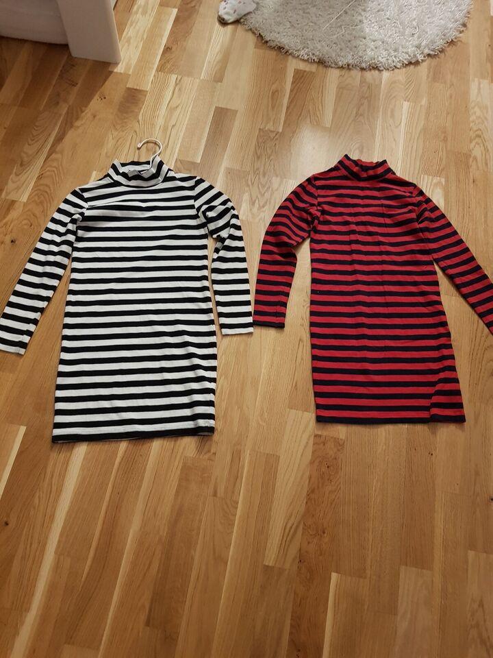 Blandet tøj, 3kjoler og en strøje, HM