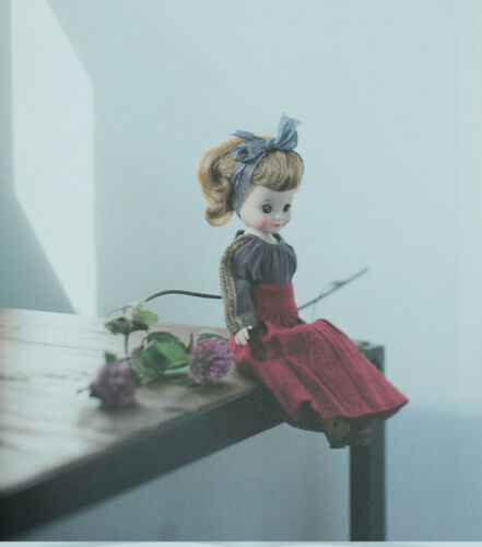 DOLL SEWING BOOK Blythe Outfit Clothes Patterns BOOK HANON