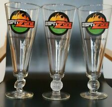 ESPN Zone Washington D.C. Baseball Basketball Football Tall Beer Glass SET OF 3
