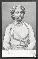 Raja Maharaja of Jodhpur Rajasthan India stamp ca 1899