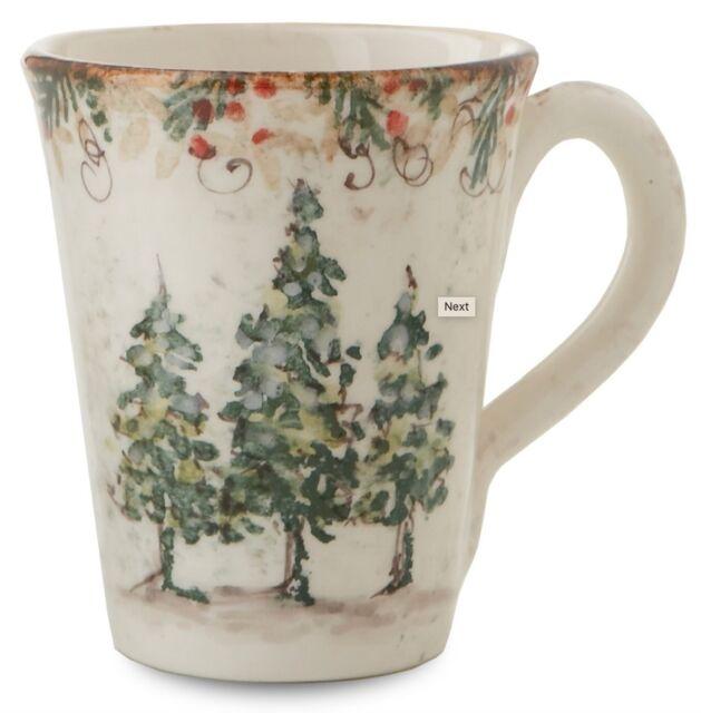 Arte Italica Tesoro Mug Glass For Sale Online Ebay