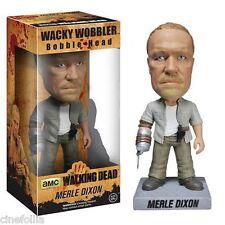 Bobble-head Merle Dixon human The Walking Dead ufficiale serie tv AMC by Funko