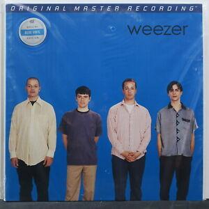 WEEZER-s-t-blue-album-MFSL-Ltd-Edition-Audiophile-180g-BLUE-Vinyl-LP-NEW