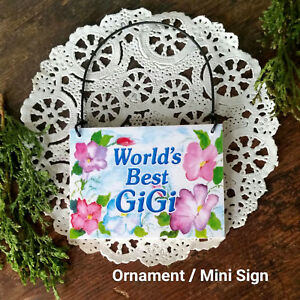 GiGi-Wood-Ornament-DECO-Mini-Sign-Plaque-Gi-Gi-GG-Gift-USA