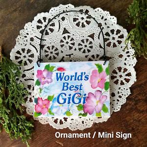 GiGi-Wood-Ornament-DECO-Mini-Sign-Plaque-Gi-Gi-GG-Gift-USA