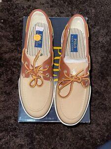 Ralph Lauren boat shoes size 7.5