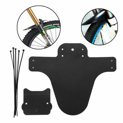 Useful 1 Set Bicycle Lightest MTB Mud Guards Tire Tyre Mudguard For Bike
