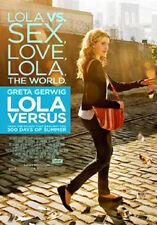LOLA VERSUS - DVD - REGION 2 UK