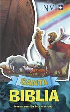 NVI Spanish Children's Bible (2015, Paperback, Illustrated)