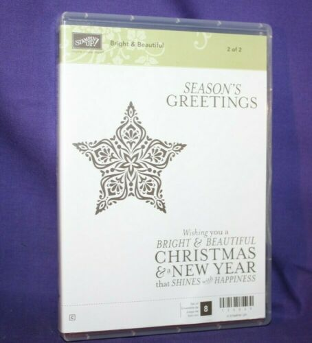 Stampin Up Stamp Sets Christmas Dealer Stock Your Choice Fast Ship