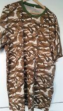 Russian Army T-Shirt RASTR PODLESOK brown RARE camo GIANT size 66