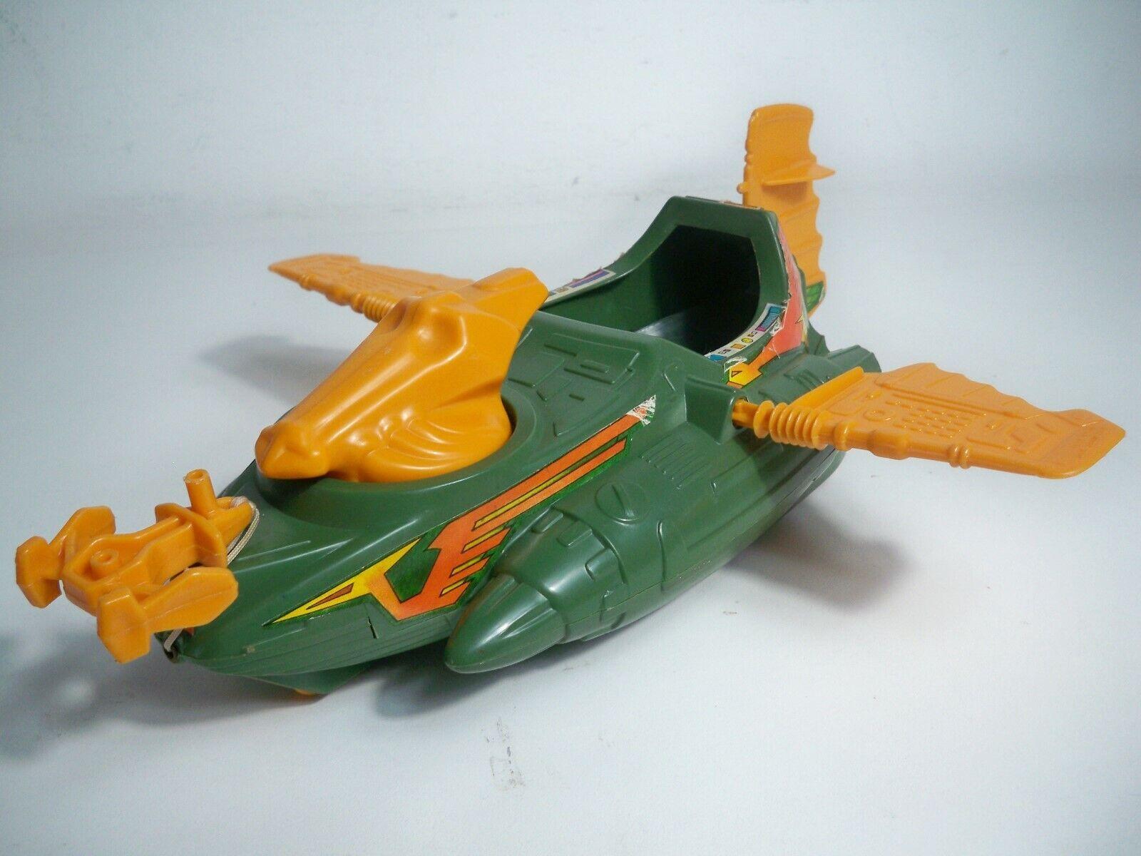K190581 Wind Raider He-Man Suelto 100% completo Amos Del Universo Vintage 1984 Original