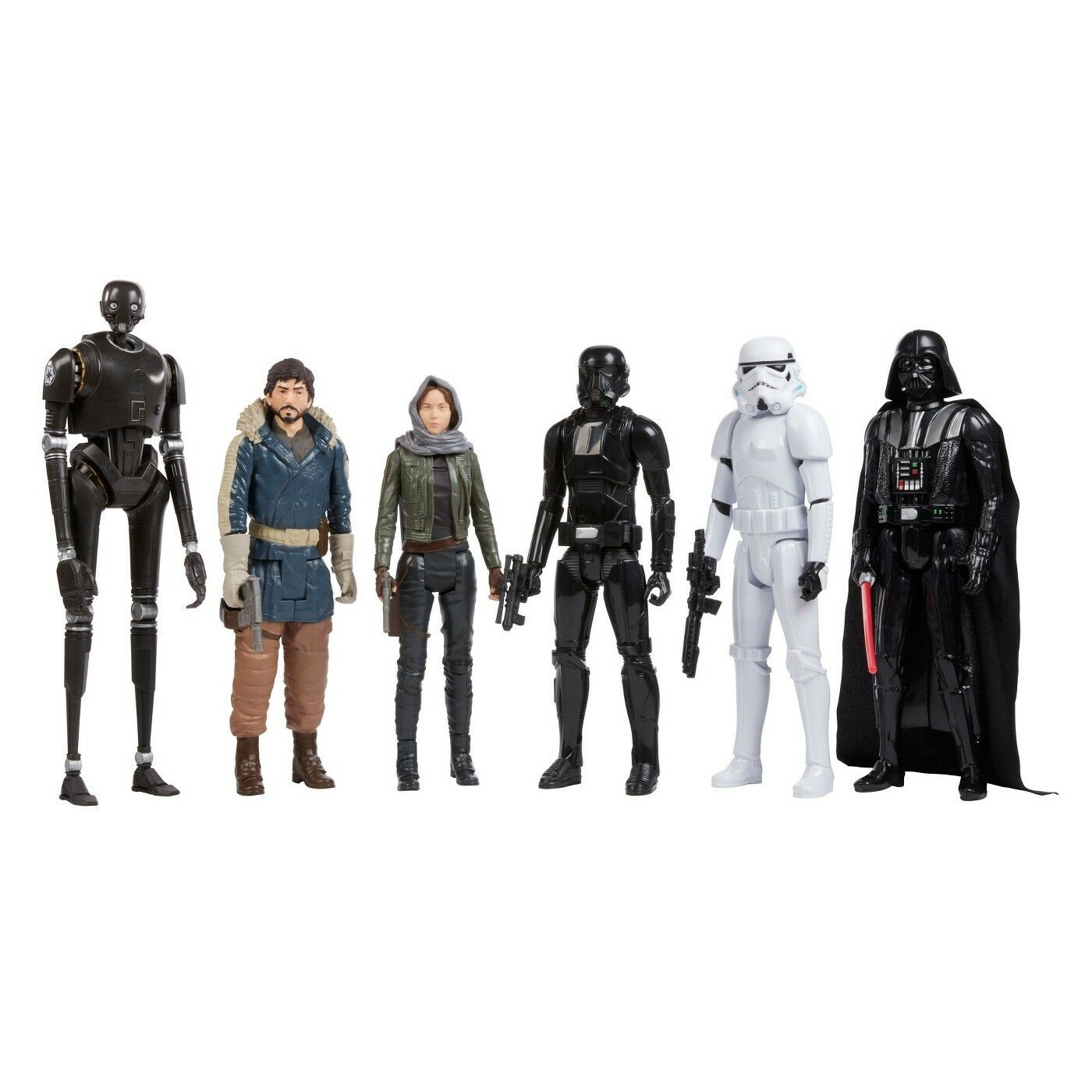 Star wars rogue eins held serie actionfiguren - eine exklusive