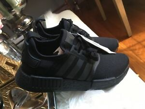 582ee860c864a Adidas NMD Triple Black on Black S31508 Limited Edition Men Sizes ...