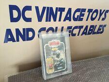 Vintage 1980 Kenner Star Wars Yoda  ESB 32-Back-B Unpunched AFA 75/80/80 WOW!