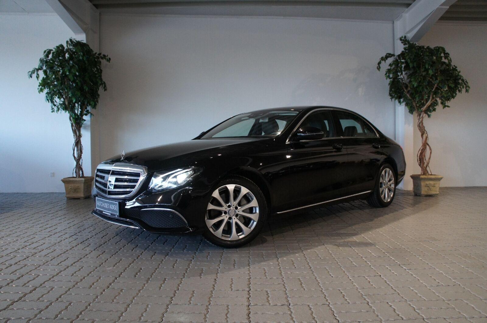 Mercedes E350 d 3,0 aut. 4d - 539.900 kr.