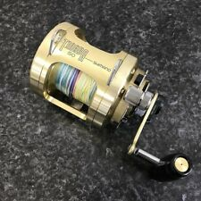 NEW SHIMANO TIAGRA 130A 2-SPEED REEL 130 BIG GAME TWO SPEED REEL *FREE SHIPPING*