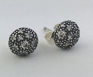 9d4ca12cc ... shop image is loading authentic pandora 925 silver cosmic star stud  earrings c3aa8 e5f69 ...