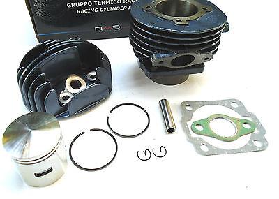 Zylinderkit 105ccm SPORT SET Blue-Line Piaggio Ape Vespa PK S 50 AC 2T Zylinder