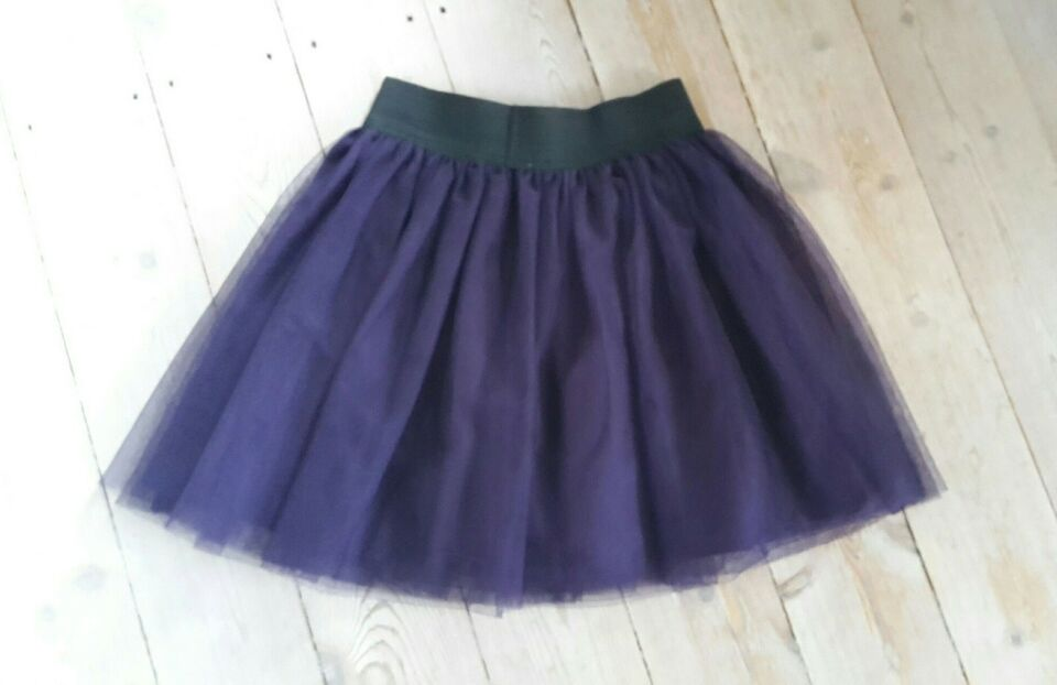 Nederdel, Bomuld/polyester, Name it