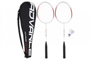 Bullet-pro-Edizione-2-Giocatore-Badminton-Set-con-Volano-e-Custodia