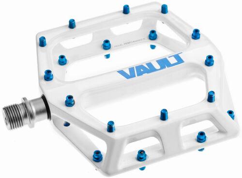DMR Vault Plat Pédales-Blanc