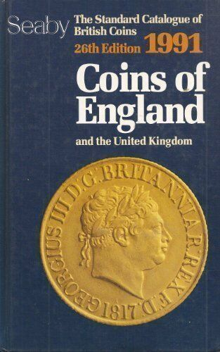 1 of 1 - Standard Catalogue of British Coins: Coins of England and the U .9781852640354