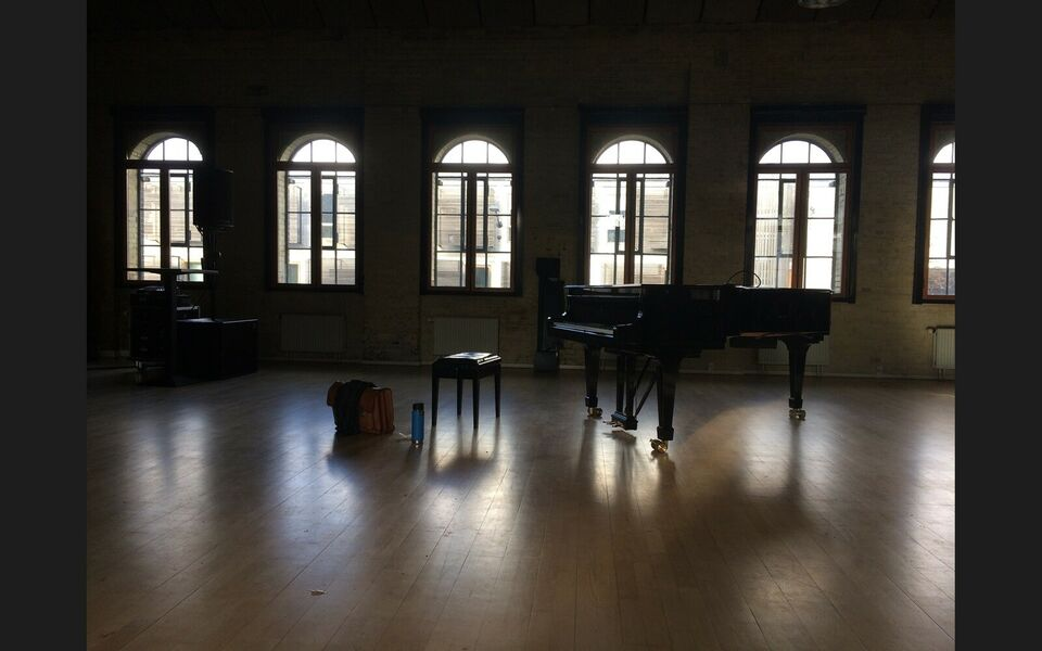 Piano/Composition/Theory/Impro
