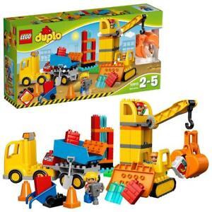 Lego Duplo - Grand Chantier 10813 Neuf & Ovp / En Boîte