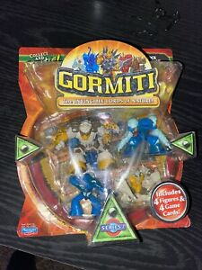 Gormiti-The-Invincible-Lords-Of-Nature-Brand-New-Never-Opened