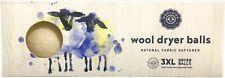 Woolzies Wool Dryer Balls (Set of 3)