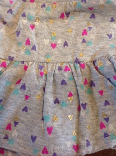 Jumping Beans Girls Heart Skirt NWT 4T