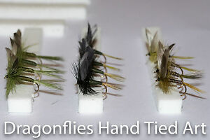 Dry-Trout-Fly-Fishing-Flies-Olive-Dun-Dark-Olive-Olive-Quill-by-Dragonflies