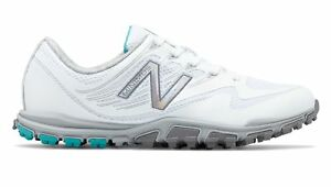 824a1d6965f6 Image is loading New-Balance-Minimus-Sport-Womens-Golf-Shoes-White