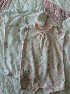 Baby & Toddler Clothing New Fashion Next Baby Girl Play Suit 3-6 Months
